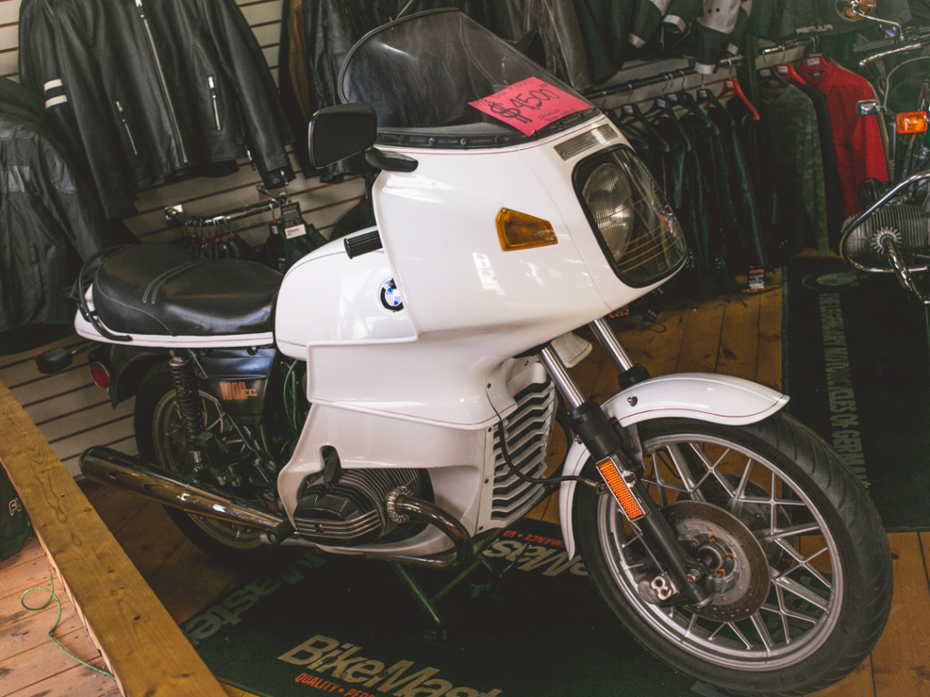 SOLD SOLD SOLD!!! 1978 BMW R100RS