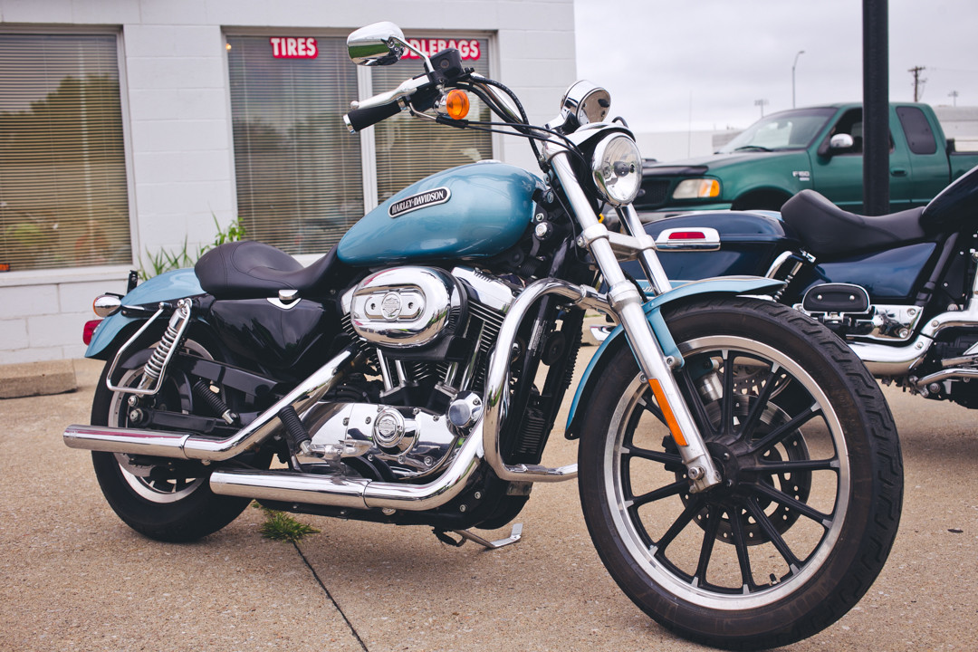 SOLD SOLD SOLD!!! 2007 Harley Davidson XL 1200 Low