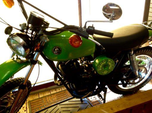 1975 Hodaka Road Toad 100